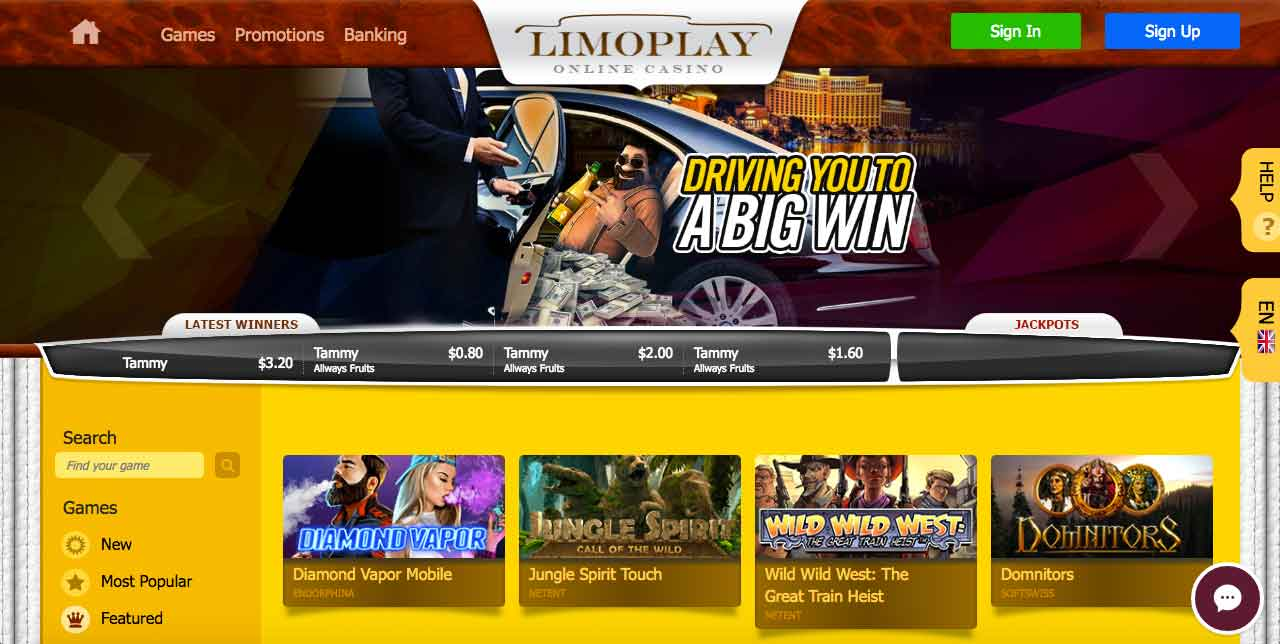 Limoplay Casino