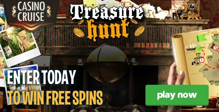 Casino Cruise Treasure Hunt
