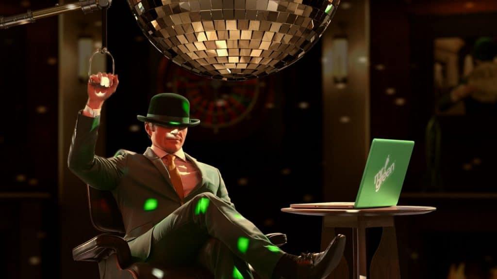 Mr Green Feest