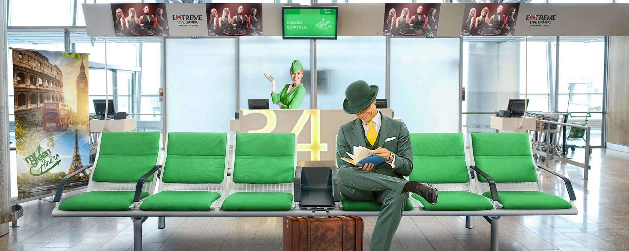 mr green promoties