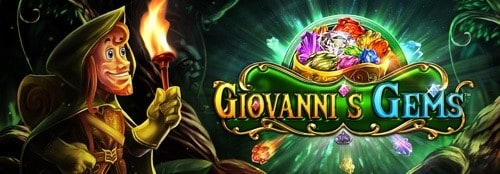 Omnislots Giovanni's Gems