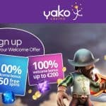 Yako Casino Welkomstbonus