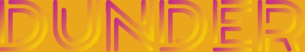 dunder casino logo kleur