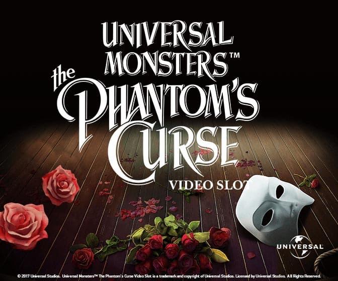 Phantom's Curse Video Slots