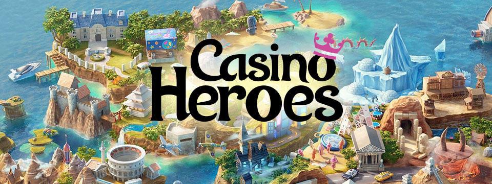 casino heroes promotie