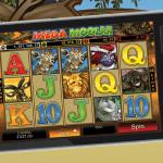 megah moolah jackpot gokkast