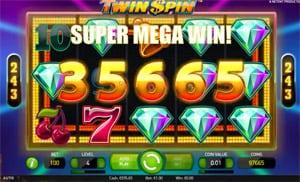 big win mega win op twin spin