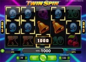 twin spin netent gokkast