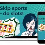 CasinoPop Skip Sports