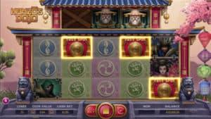 hanzo's dojo gratis spins