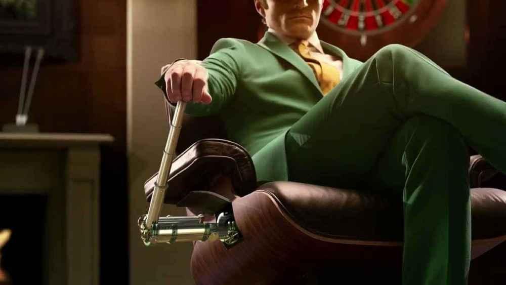 Mr Green Uitgelicht