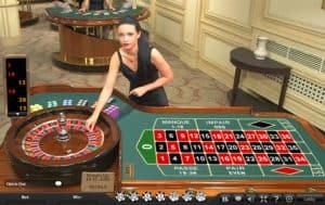 live roulette spelen met live dealers
