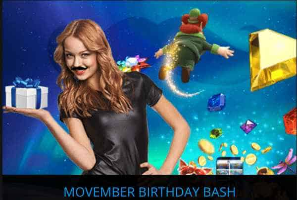 mrplay casino movember