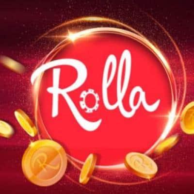 rolla casino logo