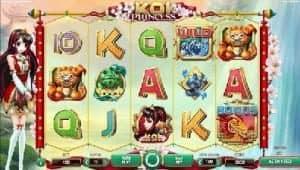 Koi Princess screenshot 3