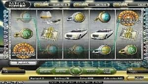Mega Fortuna screenshot 3