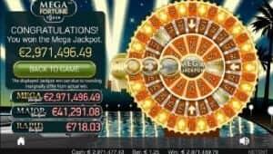 Mega Fortuna screenshot 2
