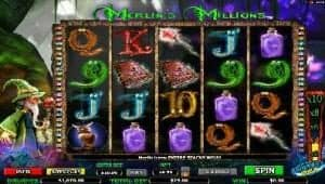 Merlins Millions screenshot 1
