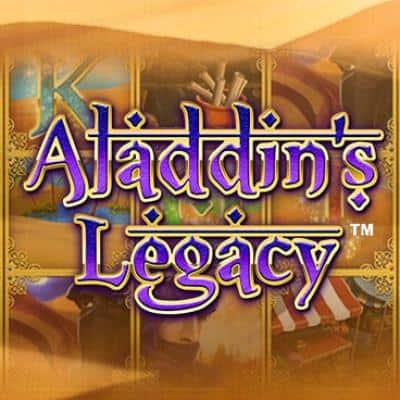 Aladdin's Legacy logo