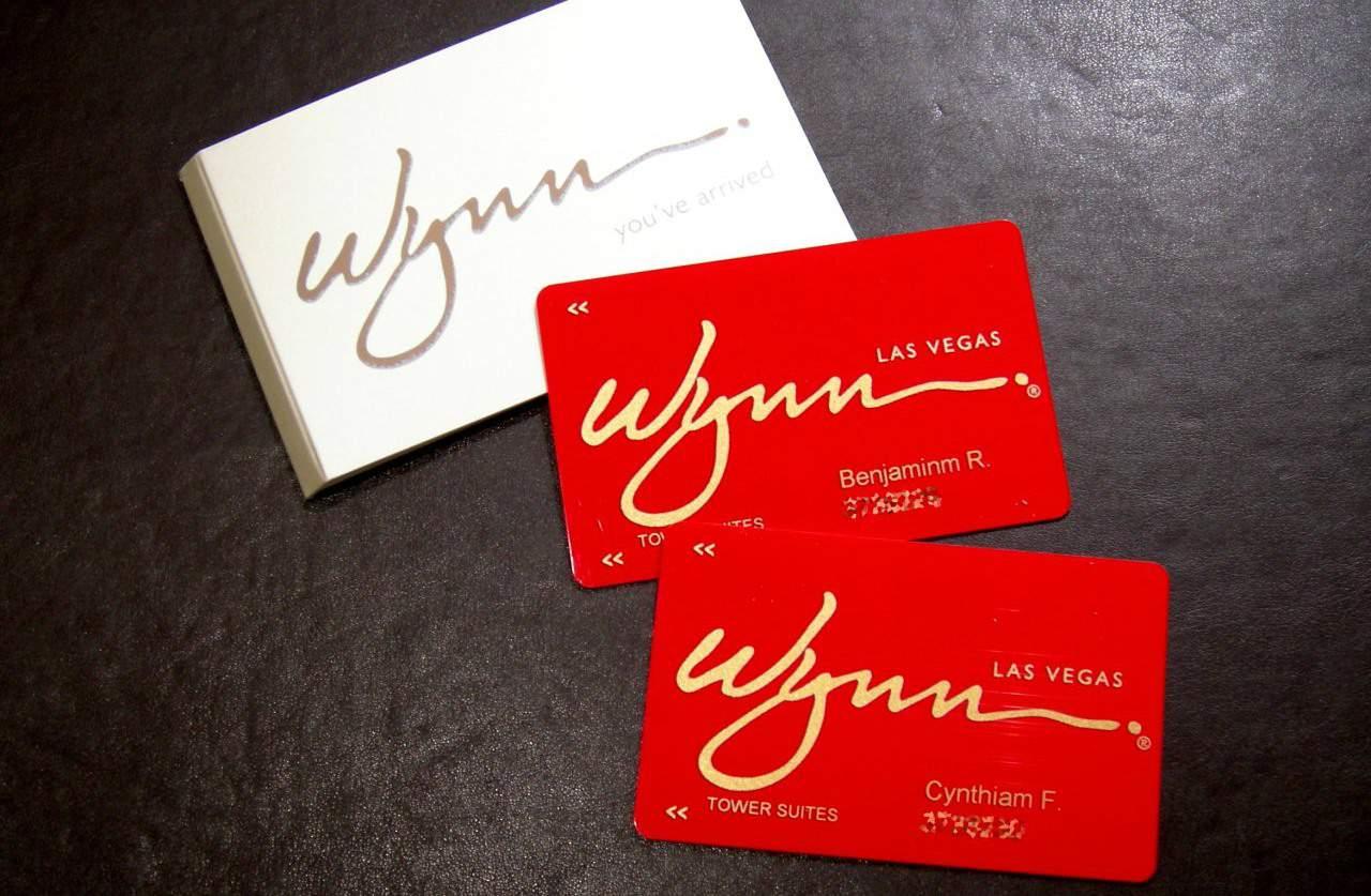 wynn red card