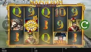 Napoleon screenshot 1