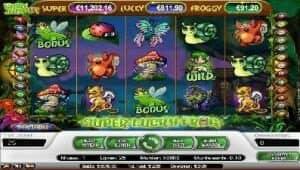 Super Lucky Frog screenshot 1