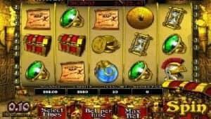 Treasure room screenshot 1