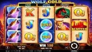 Wolf Gold Screenshot 2