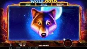 Wolf Gold Screenshot 1
