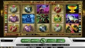 Excalibur screenshot 3