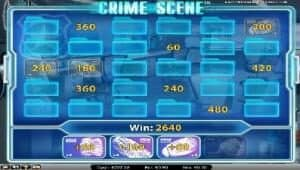 Crime Scene screenshot 2