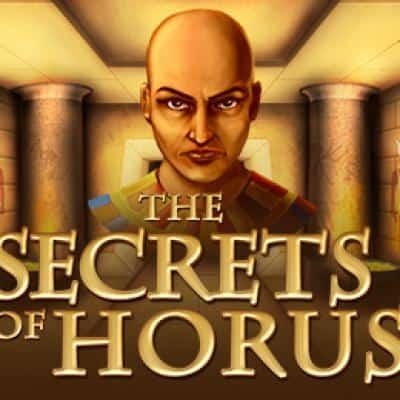 secret of horus logo