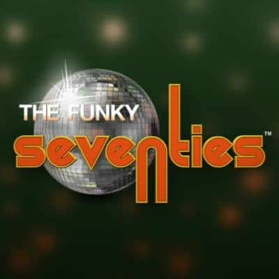 The Funky Seventees logo