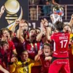 belgische hockeyers schuldig aan gokken op wedstrijden
