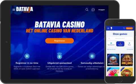 Batavia Casino bonus