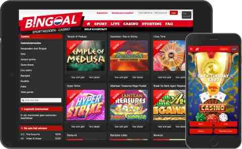 Bingoal Casino bonus
