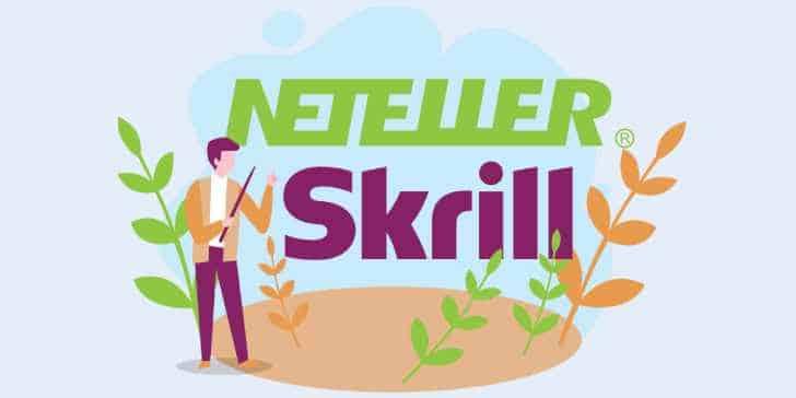 Neteller Skrill betaling